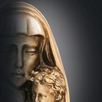 Targhe decorative in bronzo
